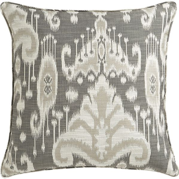 Taza Pillow from Crate & Barrel