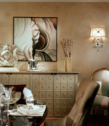 haddonfield-dining-buffet-table