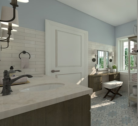 New Bathroom Your Existing Home