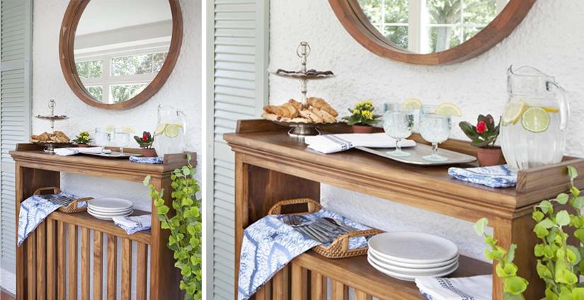 Lenore Sunroom Design Decor