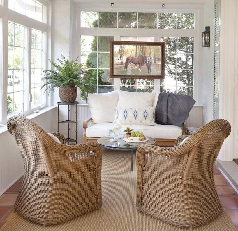 Sunroom Interior Design